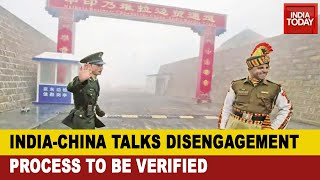 India, China To Monitor And Verify Disengagement Process Till July 21 And 22 - Download this Video in MP3, M4A, WEBM, MP4, 3GP