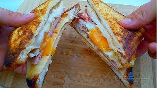 Как приготовить сэндвич (3 способа)