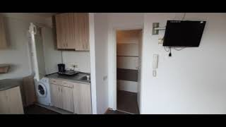 Studio for rent in Cluj-Napoca, near the University of Medecine and Pharmacy, Hașdeu street Video