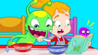 ¡Nuevo Episodio! - Groovy el Marciano y Phoebe resuelven un misterio como Sherlock Holmes