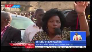 Monday Night News 19th September 2016: Uhuru asks aspirants to be united