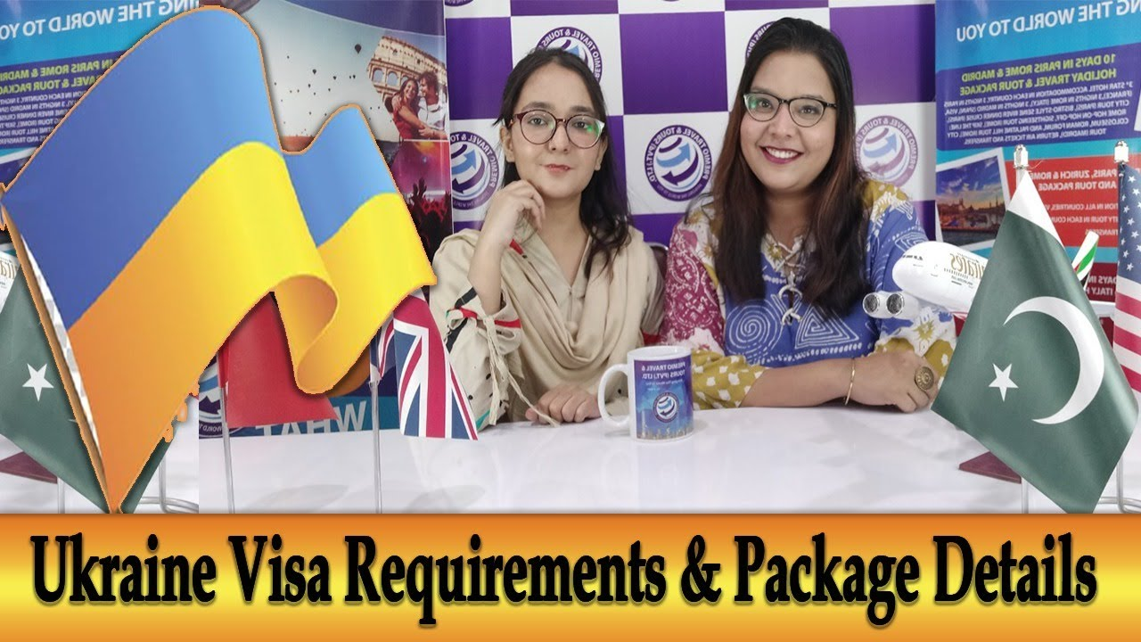 Ukraine Tour Packages 2021| Ukraine Visa from Pakistan | International Travel Packages