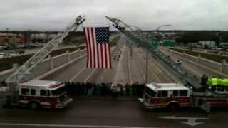 The 200 mile tribute to Chris Kyle