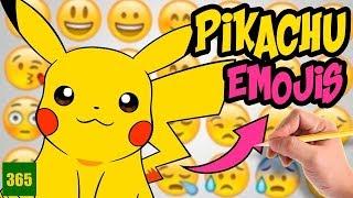 Come Disegnare Pikachu 123vid