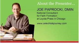 Adults - Part 1: Introduction to the Catechist Webinar