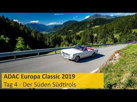 ADAC Europa Classic 2019 - Tag 4: Der Süden Südtirols