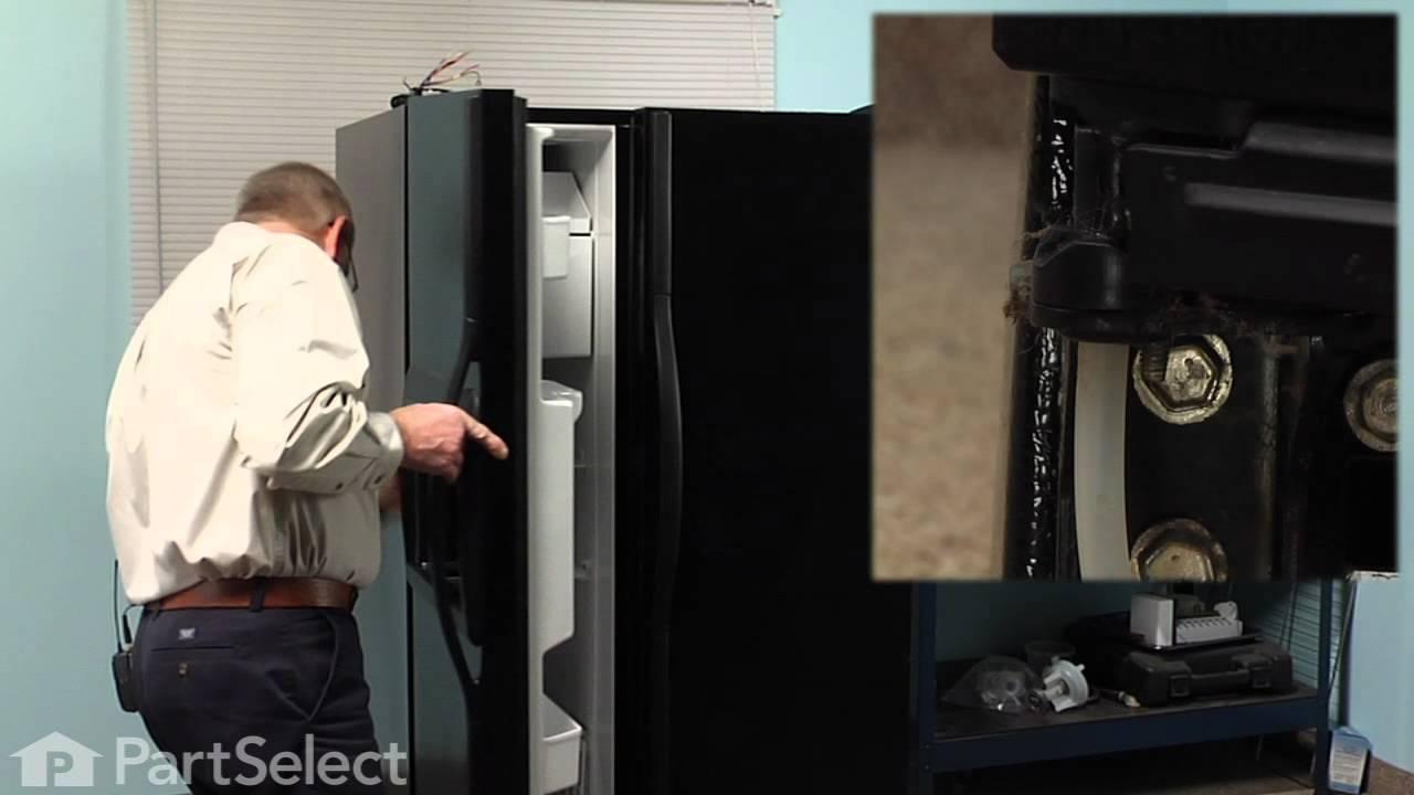 Replacing your Amana Refrigerator Door Closure Cam Kit