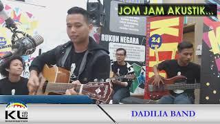 Kau Pilih Dia- Dadilia Band (live) Di KLFM