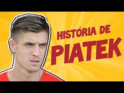 """A INCRÍVEL história de PIATEK - """"Sonho em jogar pelo Milan desde criança"""""""