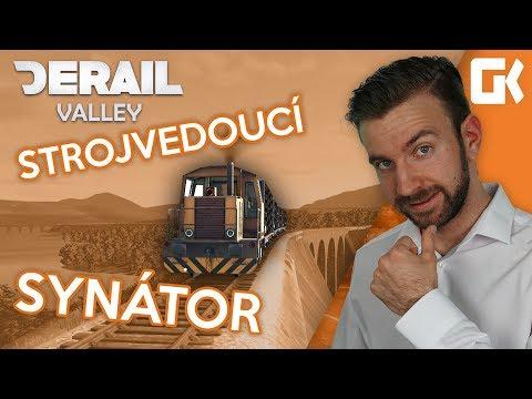 STROJVEDOUCÍ SYNÁTOR! | Derail Valley