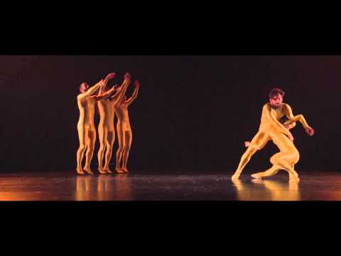 Hofesh Shechter Company's barbarians 2015