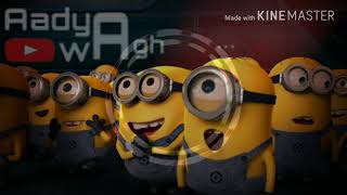 Let Me Love You  Minions Cover  Justin Bieber  Dj Snake Mix  made With Kinemaster  edit By ♡ Âädyã ♡