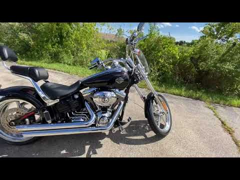 2008 Harley-Davidson Softail® Rocker™ C in Muskego, Wisconsin - Video 1