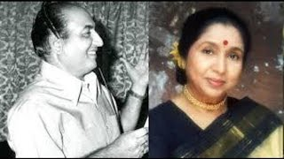 RAFI & ASHA-JIS NE TERA NAAM LIYA-1959-Aana Hi