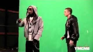 Eminem   No Love (Explicit Version) Ft. Lil Wayne (BEHIND THE SCENES)