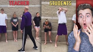 Kids Get Pepper Sprayed By Their Teacher! - Video Youtube