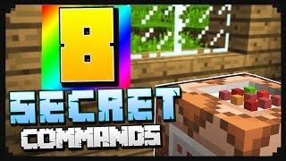 8 פקודות פשוטות אבל מגניבות של Command Block!