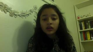 Take Me To Church Cover |Recorded by: Maya|