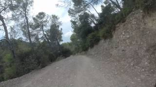 preview picture of video 'Bajada Sant Antoni (Santa Coloma de Cervelló)'
