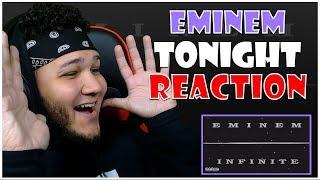 🔥🔥 REACTION!! 🔥🔥 Eminem - Tonight