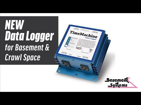 TimeMachine™ Data Logger for Basements &...