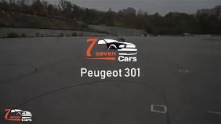 Осмотр Peugeot 301  - аренда авто в Киеве. SevenCars