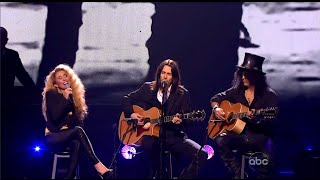 "Haley Reinhart, Slash and Myles Kennedy ""Wild Horses"" HD"