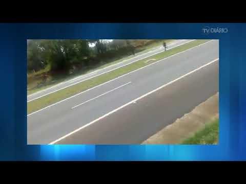Vídeo que mostra perseguição não aconteceu em Santa Adélia