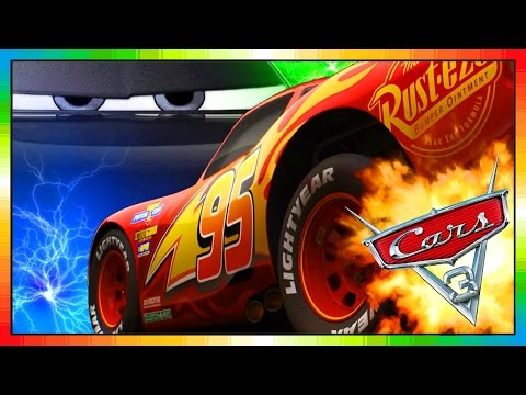 Cars 3 ★★ 2017 ★★ Mini Movie Animation 02 ★★ CARS Meets CARS 3 Characters ★★ ( Funny ) ★★