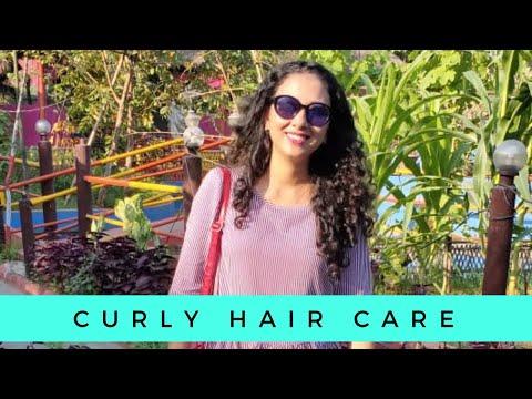 Curly Hair Care Routine | Kekura Sulir Joton | Assamese Vlog | Meenakshi Gogoi