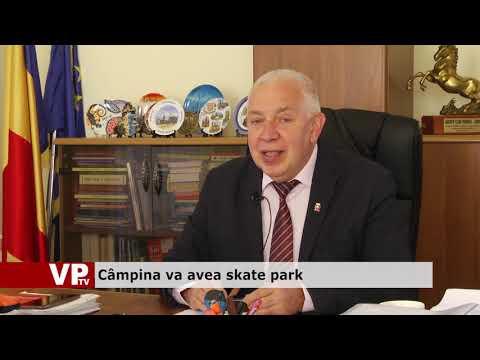 Câmpina va avea skate park