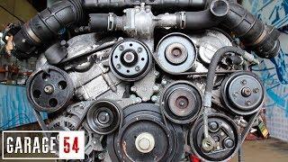 Японский V12 в ЗАПОРОЖЕЦ / 1GZ-FE
