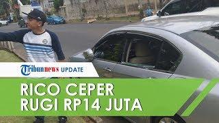 VIDEO: Kaca Mobil Rico Ceper Dibobol Maling saat Ditinggal Salat Jumat, Kerugian hingga Rp14 Juta