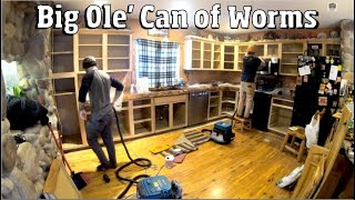 Kitchen Remodeling Problems & How We Fixed It. 4 K Video