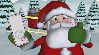 Stuffing my Stocking with a rather terrible Christmas Game for Nintendo Wii