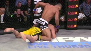 Bellator MMA Highlights: Shahbulat Shamhalaev Knocks Out Mike Richman