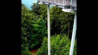 preview picture of video 'Waldwipfelweg im Bayerischen Wald'