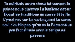 La fouine - Petite Soeur feat Evaanz + Lyrics  (La Fouine VS Laouni) 2011 CD2