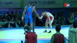 86 KG Finals - Abdulrashid Sadulaev (RUS) vs Reineris Salas (CUB)
