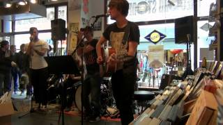 4 Face Tomorrow - Prop & stay@Velvet Breda@Record Store day 21 april 2012