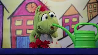 Puppentheater für Kinder - lustig und kindgerecht