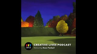 Opus Art Supplies Podcast – In Conversation with Ross Penhall