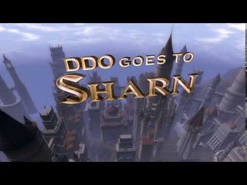 Dungeons & Dragons Online: Masterminds of Sharn Expansion Trailer