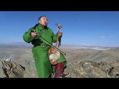 Mongolian Throat Singing Is Beautiful