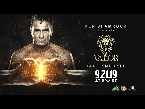 Valor Bare Knuckle Boxing Live Heavyweight Tournament