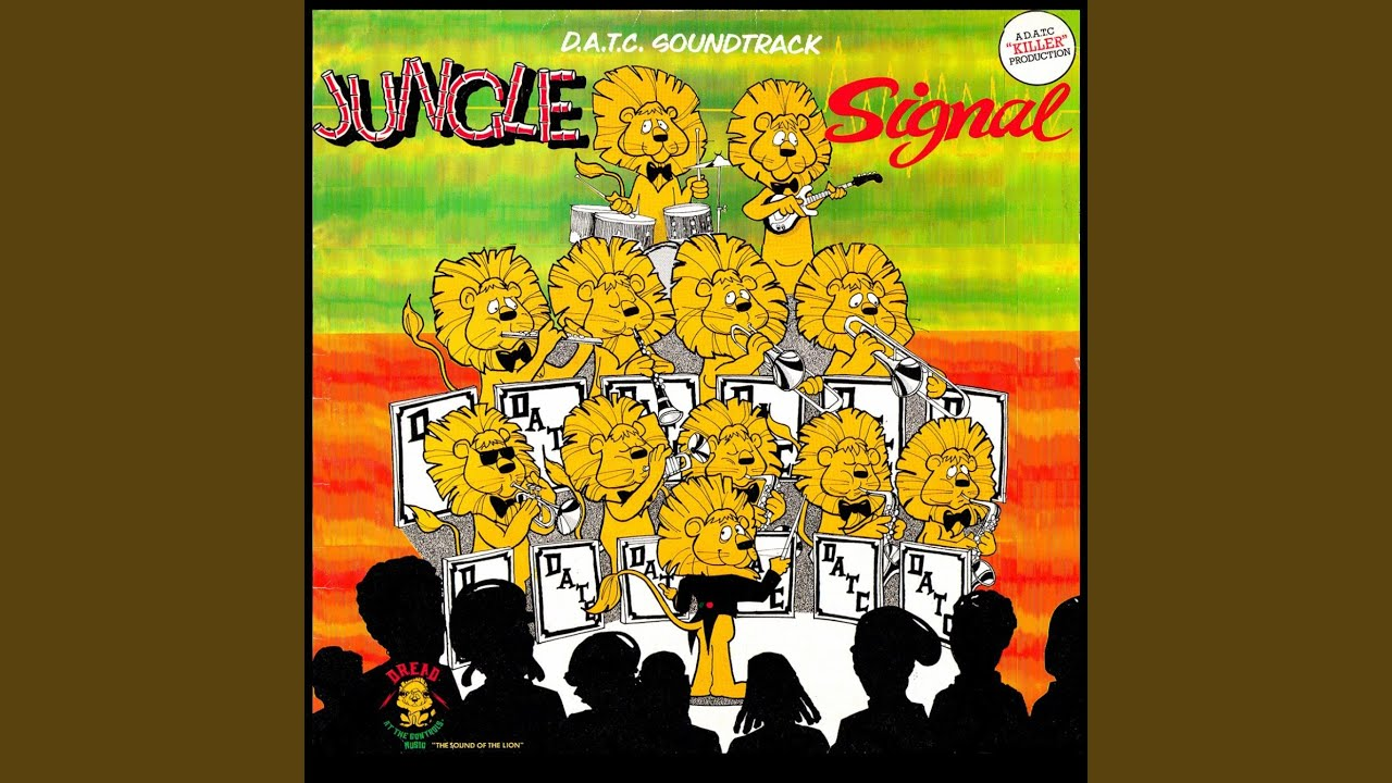 Jungle Signal (Dub / Instrumental Reggae Music) - YouTube