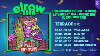 Sam Divine - Live @ Elrow x Tobacco Dock Virtual x The Terrace 2021