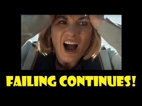 Doctor Who Fails to Receive a Single Emmy Nomination