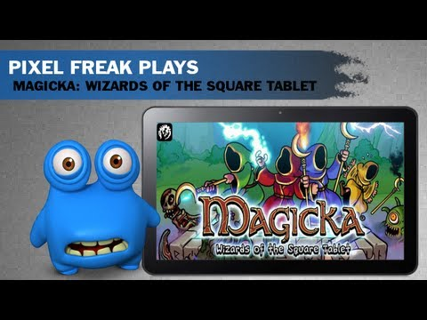 Magicka : Wizards of The Square Tablet IOS
