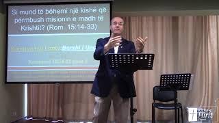 Borxhi i Ungjillit Romakeve 15:14-33 Pjesa 5
